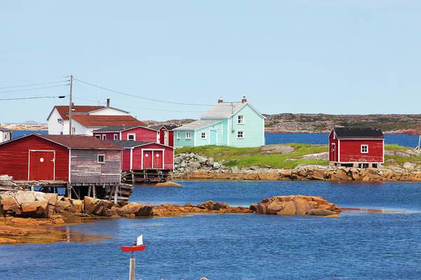 Maritime Provinces Photograph - Twillingate, Newfoundland, Canada by Greg Johnston