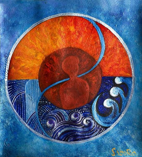 Zodiac Wall Art - Photograph - Untitled by Sabira Manek