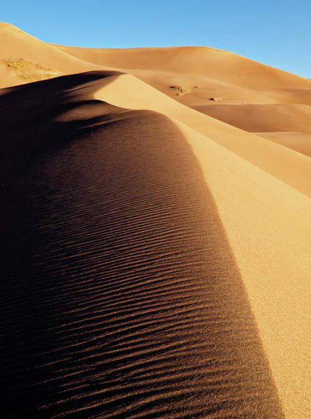 Collins Photograph - Usa, Colorado, Great Sand Dunes by Ann Collins