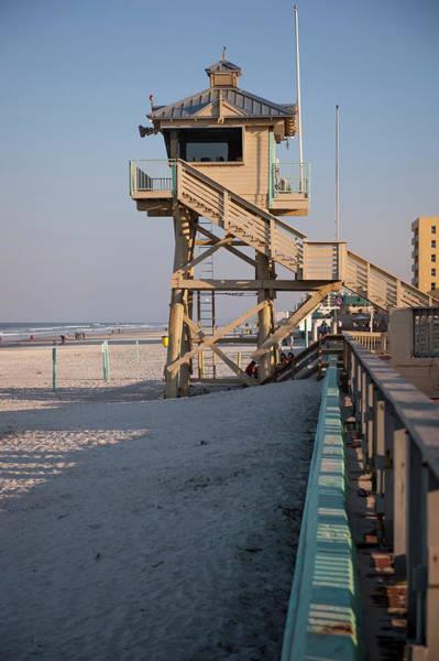 Atlantic Station Photograph - Usa, Florida, New Smyrna Beach by Lisa S. Engelbrecht