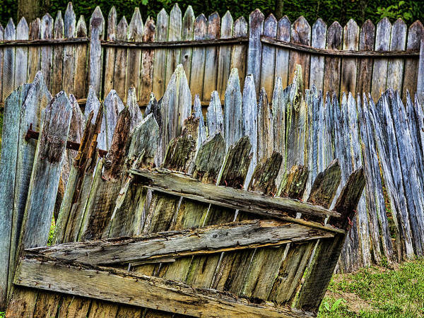 Roanoke Wall Art - Photograph - Usa, Virginia, Roanoke, Explore Park by Jaynes Gallery