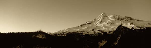 Wall Art - Photograph - Usa, Washington State, Cascade Range by Paul Souders