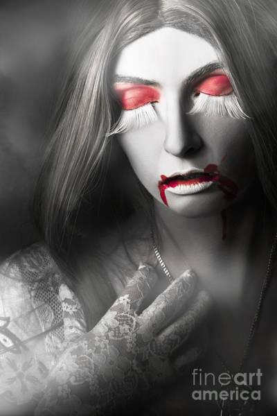 Photograph - Vampire by Jorgo Photography - Wall Art Gallery