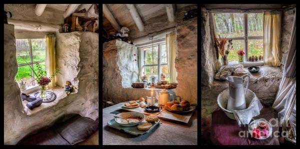 British Food Photograph - Victorian Cottage by Adrian Evans