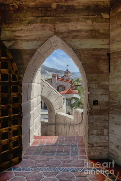 Desert View Tower Photograph - View To A Different Time by Sandra Bronstein