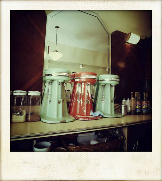 Photograph - Vintage Retro by Natasha Marco
