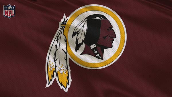 Wall Art - Photograph - Washington Redskins Uniform by Joe Hamilton
