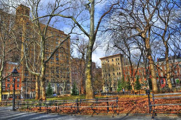 Washington Square Park Wall Art - Photograph - Washington Square Park by Randy Aveille