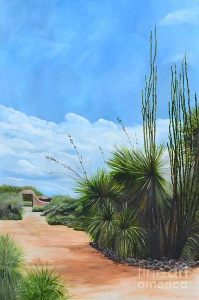 Mary Rogers Painting - Welcome by Mary Rogers