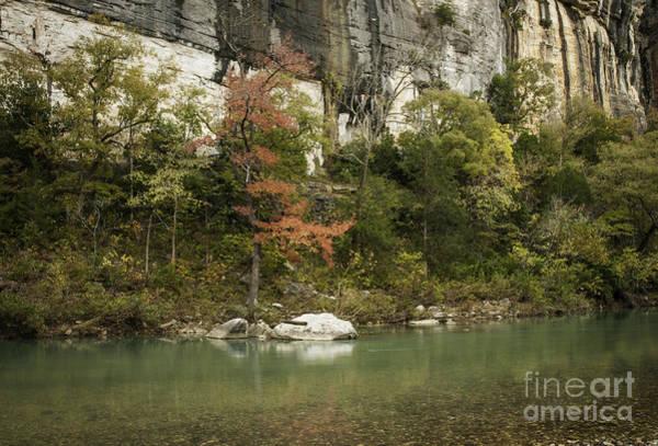 Photograph - White River Arkansas by David Waldrop