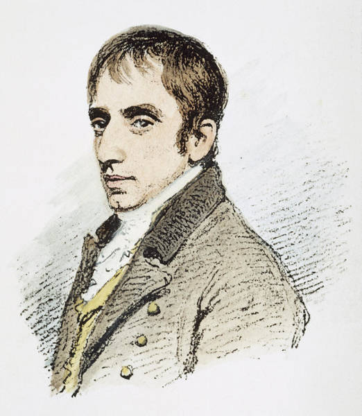 Wall Art - Drawing - William Wordsworth (1770-1850) by Granger