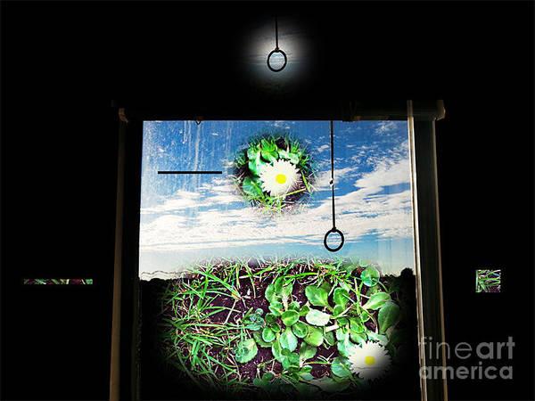 Digital Art - Window No.20 by Fei A