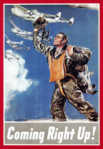 Photograph - World War II: U.s. Poster by Granger