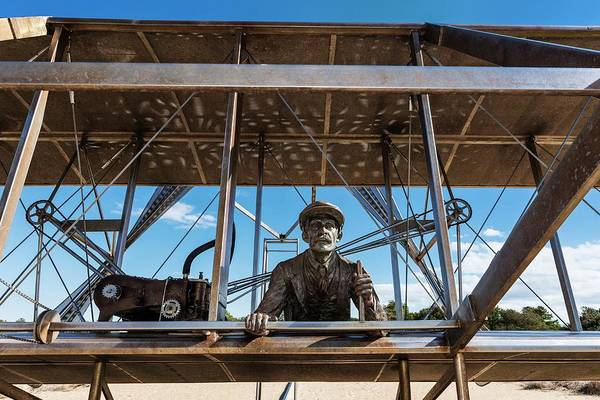 Wall Art - Photograph - Wright Brothers National Memorial by John Greim/science Photo Library
