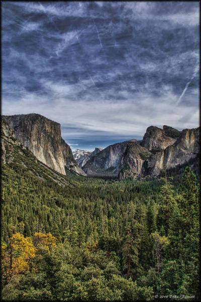 Photograph - Yosemite Valley by Erika Fawcett