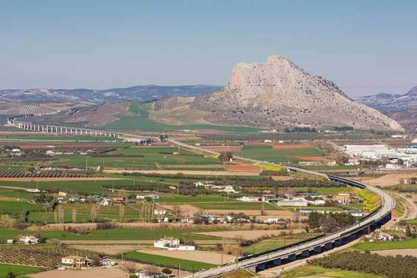 Indio Photograph - Antequera, Andalusia, Spain by Ken Welsh