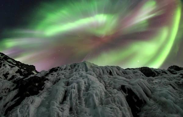 Discharge Photograph - Aurora Borealis by Babak Tafreshi