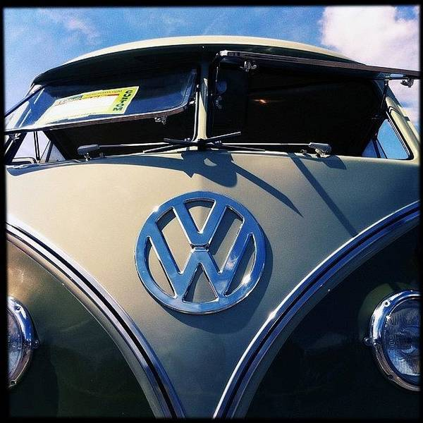 Vw Bus Wall Art - Photograph - #bugorama #2013 #vw #vwlove by Exit Fifty-Seven