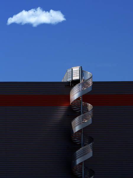 Staircases Photograph - Untitled by Massimo Della Latta