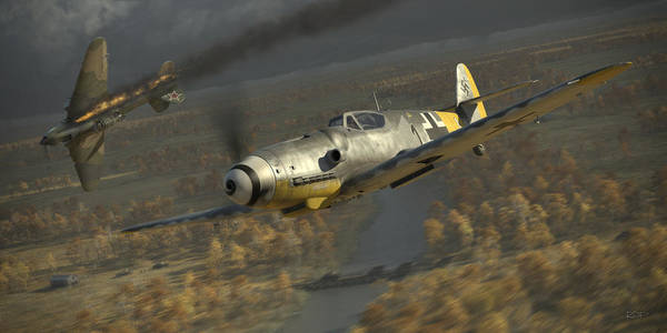 Wwii Wall Art - Digital Art - 200 by Robert Perry