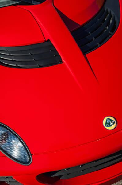 Photograph - 2005 Lotus Elise -0125c by Jill Reger