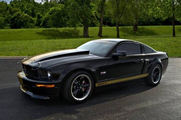 Photograph - 2007 Mustang Shelby Gt500 by Tim McCullough