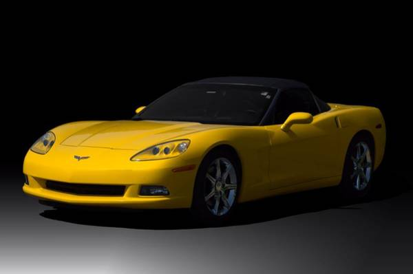 Photograph - 2010 Corvette by Tim McCullough