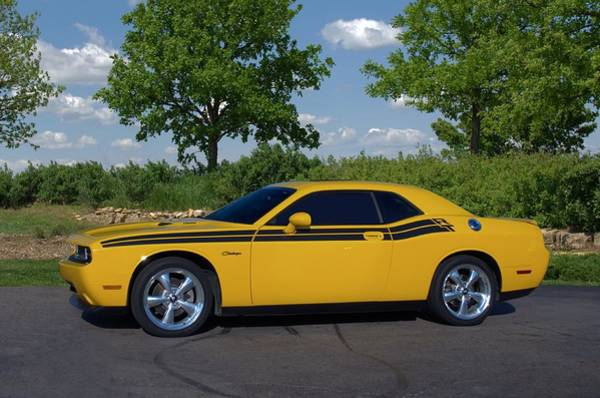 Photograph - 2010 Dodge Challenger Rt by Tim McCullough