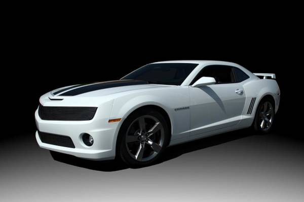 Photograph - 2012 Camaro Ss by Tim McCullough