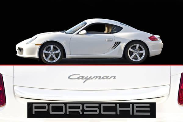 Wall Art - Photograph - 2012 Porsche Cayman R by Dave Koontz