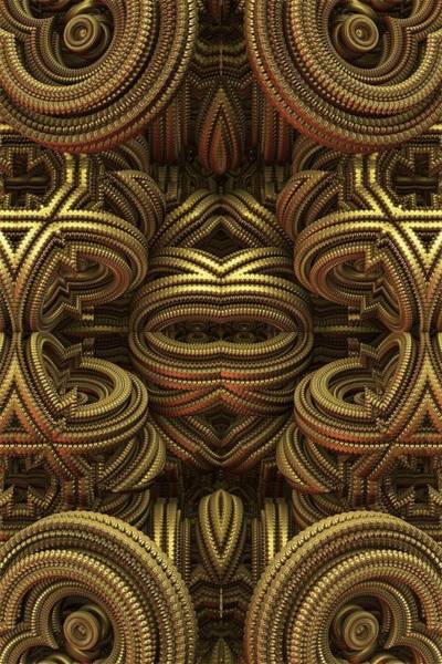 Wall Art - Digital Art - 20120331-1 by Lyle Hatch