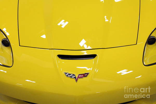 Photograph - 2013 Chevrolet Corvette 427 Convertible - 5d20403 by Wingsdomain Art and Photography