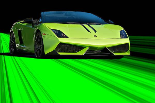 Wall Art - Photograph - 2013 Lamborghini Performonte by Dave Koontz