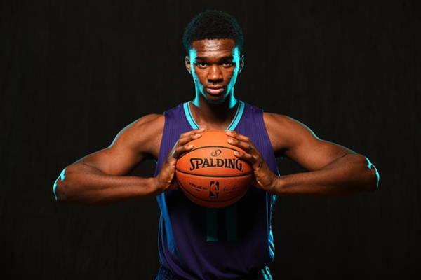 Charlotte Hornets Wall Art - Photograph - 2014 Nba Rookie Photo Shoot by Brian Babineau