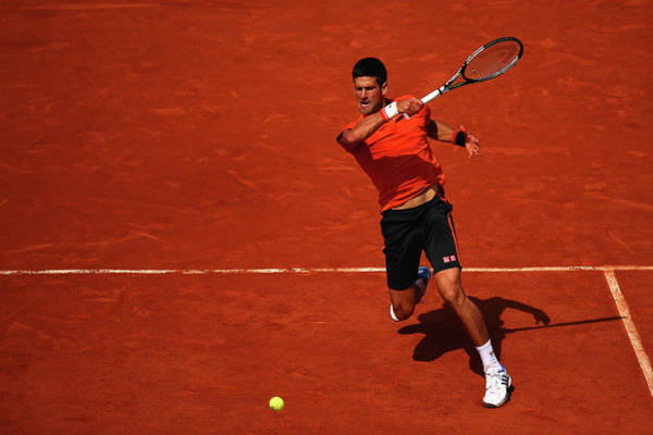 Open Photograph - 2015 French Open - Day Fifteen by Dan Istitene