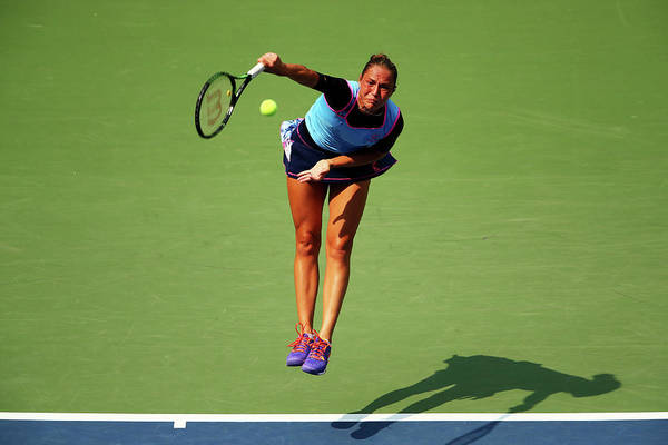 Open Photograph - 2015 U.s. Open - Day 4 by Clive Brunskill