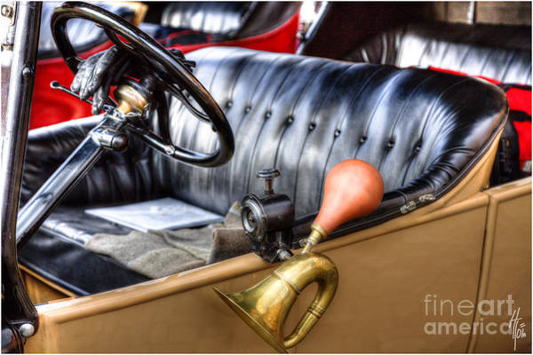 Photograph - 20th-century Classical Ford-t by Heiko Koehrer-Wagner