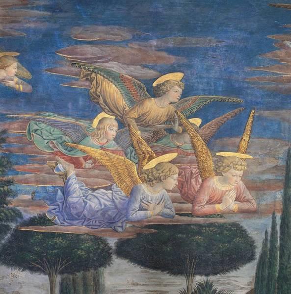 Wall Art - Photograph - Italy, Tuscany, Florence, Palazzo by Everett