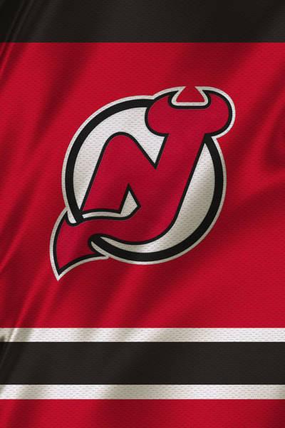 Wall Art - Photograph - New Jersey Devils by Joe Hamilton