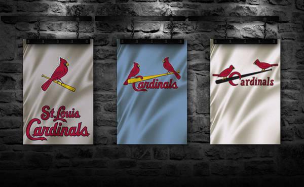 Mlb Photograph - St Louis Cardinals by Joe Hamilton