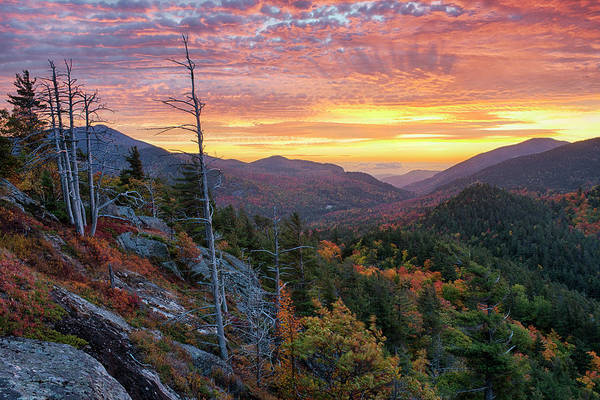 Adirondack Mountains Wall Art - Photograph - Usa, New York State by Chris Murray