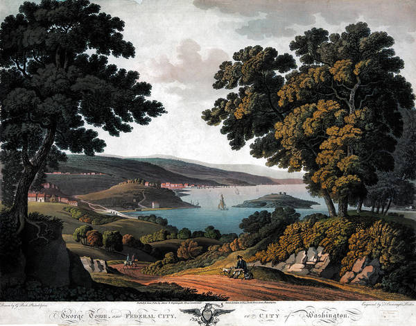 Painting - Washington, D by Granger