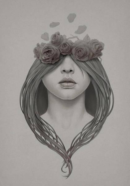 Hair Digital Art - 214 by Diego Fernandez