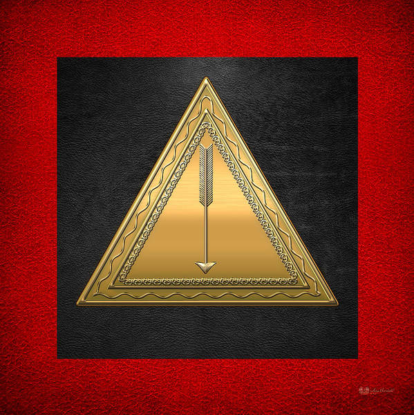 Digital Art - 21st Degree Mason - Noachite Or Prussian Knight Masonic  by Serge Averbukh