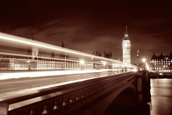 Photograph - House Of Parliament  by Songquan Deng