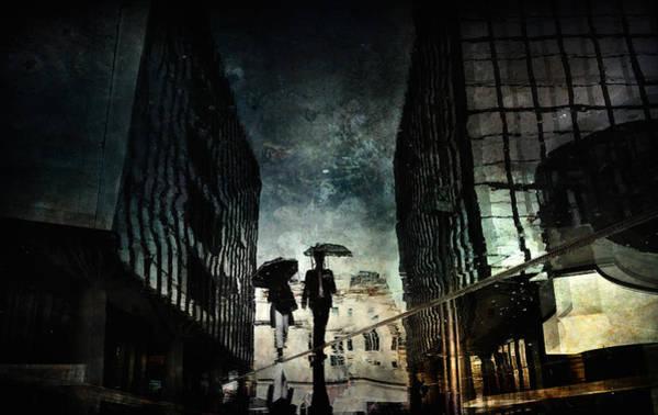 Rain Photograph - Untitled by Antonio Grambone