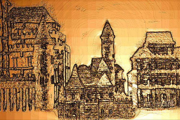 221220131355 Art Print by Oleg Trifonov