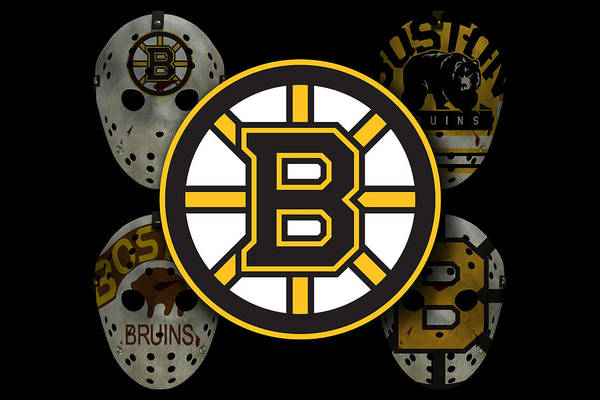 Wall Art - Photograph - Boston Bruins by Joe Hamilton
