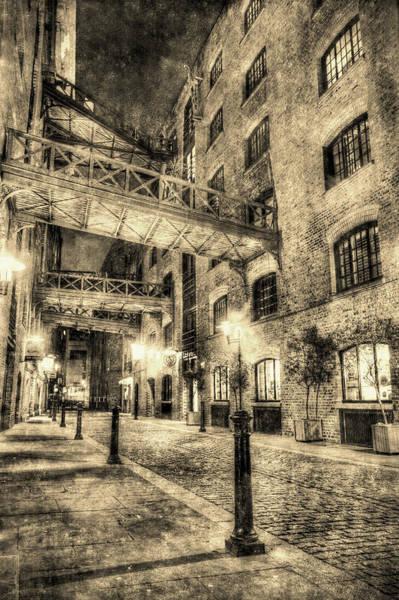 Wall Art - Photograph - Butlers Wharf London by David Pyatt