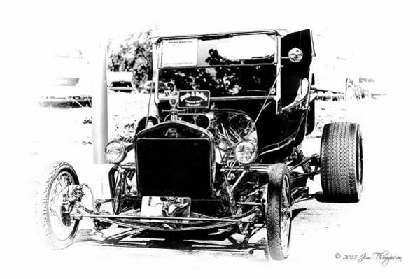 Photograph - 23 Ford by Jim Thompson
